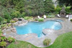 Landscaping for Pools & Spas