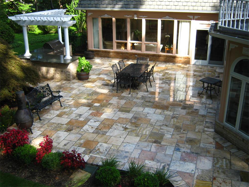 Landscape Design & Build - Bergen County, NJ