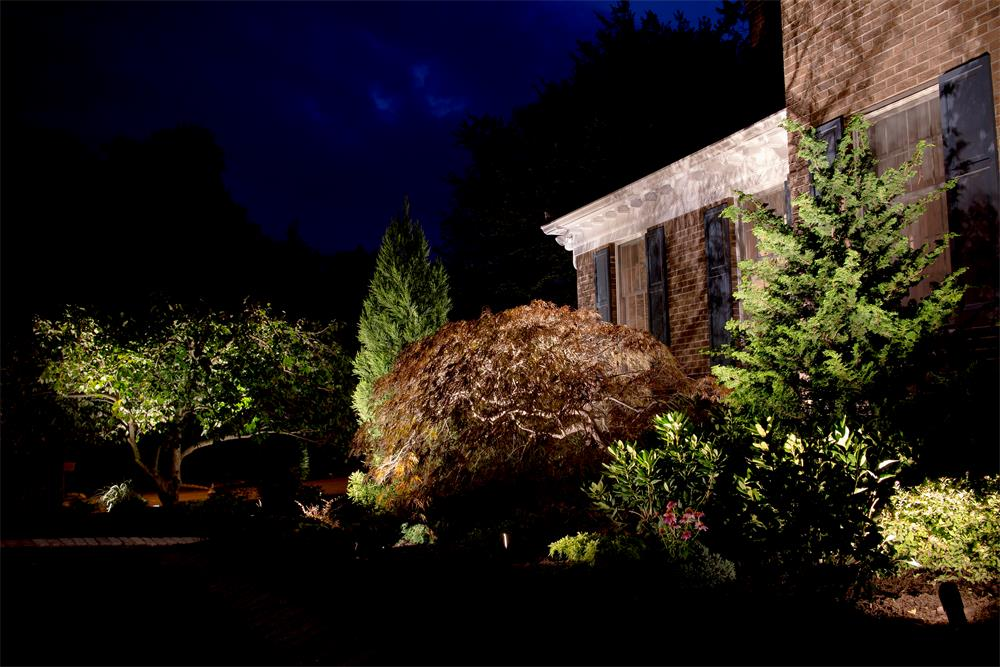 Bergen County Landscape Lighting