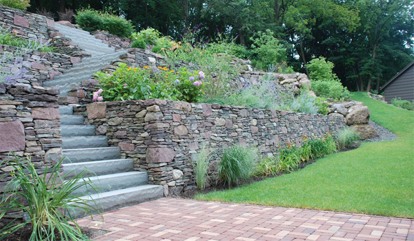 Retaining Walls - Bergen County, Northern NJ