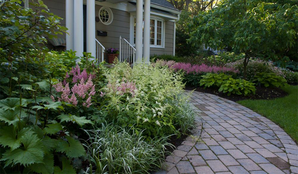Paver Patio Landscaping - Bergen County, NJ