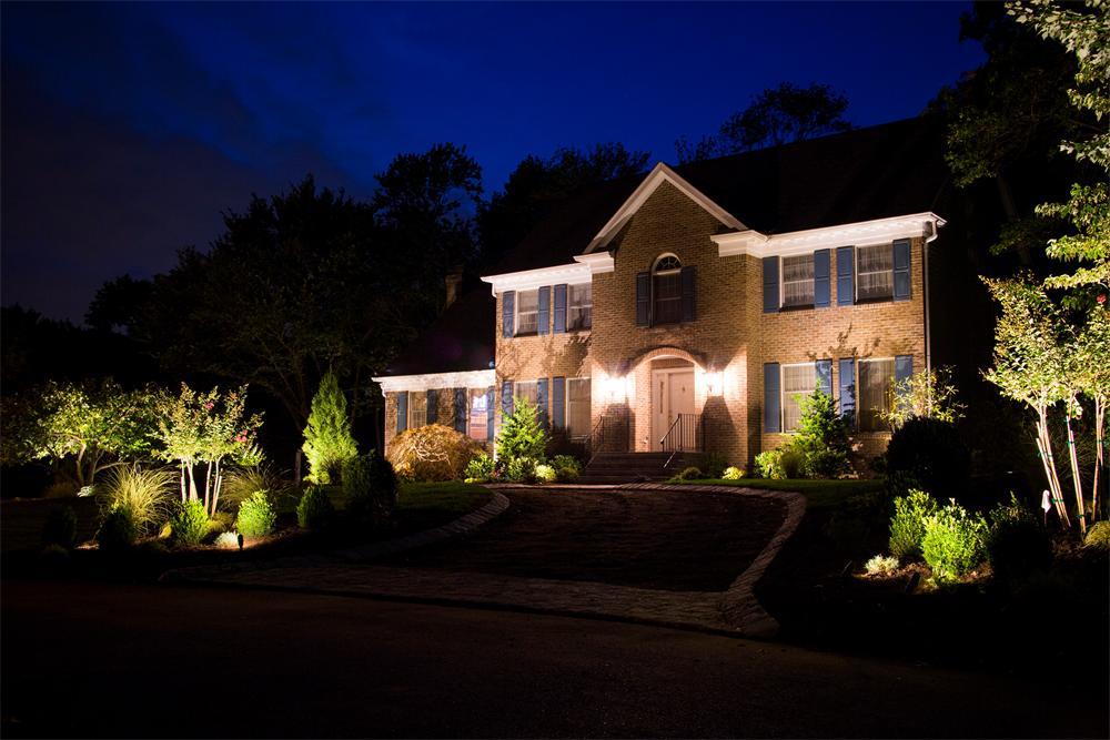 Landscape Lighting Inc Nj : Landscape lighting features bergen county nj