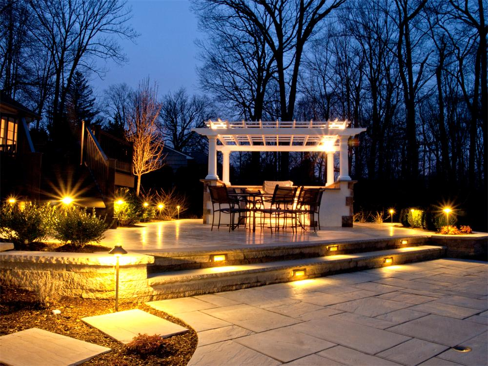 Landscape Lighting Company in Bergen County NJ