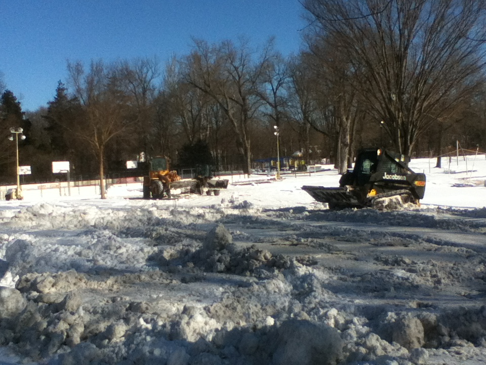 Commercial Snow Management in Bergen County