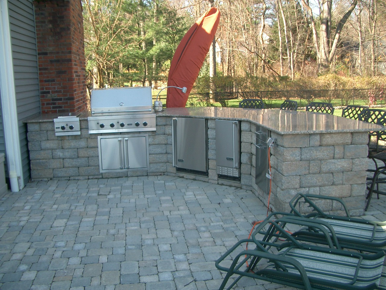 Outdoor Kitchen and Grill NJ