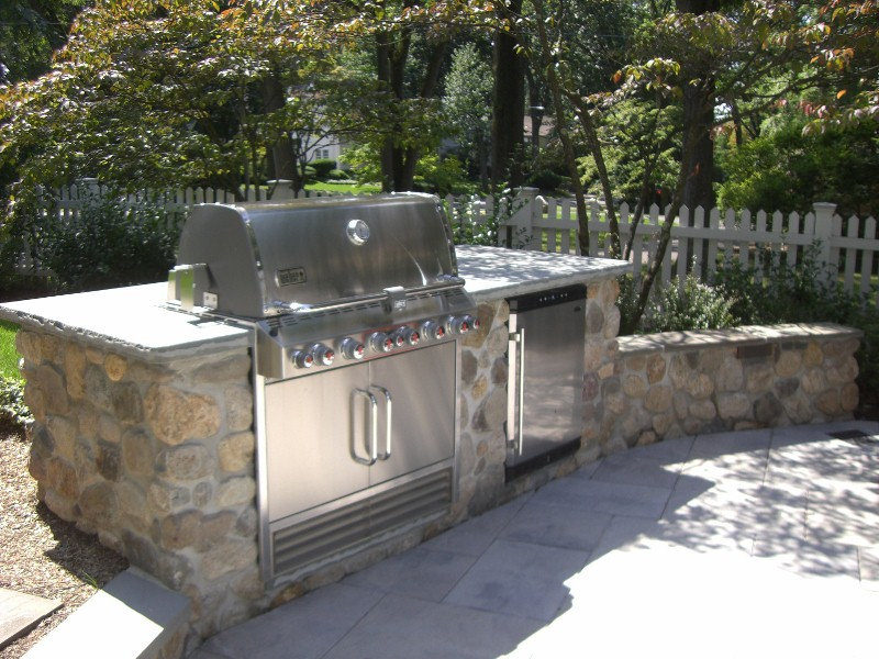 Outdoor Kitchen and Grill Bergen County NJ