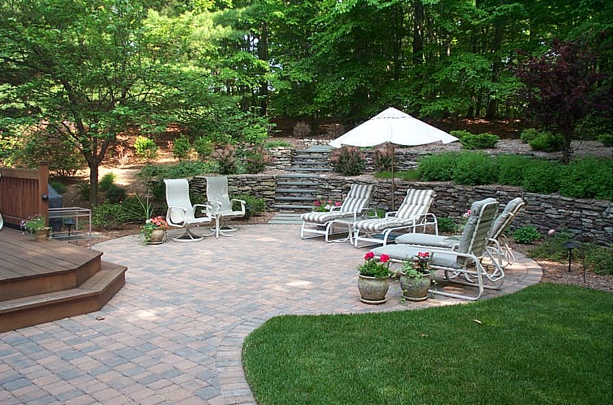 Bergen County Patio Design