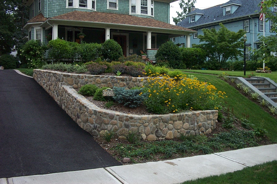 Bergen County Stone Walkways