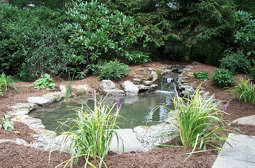 Bergen County Waterfalls, Ponds, Water features